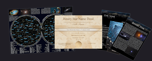 Binary Star (only Email) Package